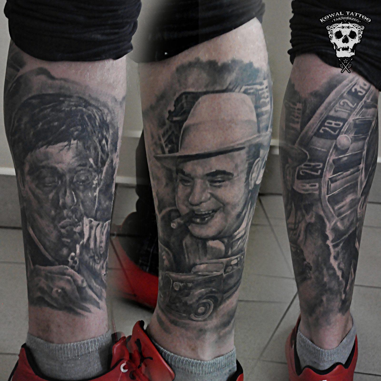 kowal-tattoo-tarnobrzeg-al-capone-copy